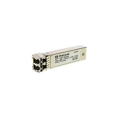 HP ProCurve 10-GbE SFP+ LRM Module transmetteur SFP+ 10GBase-LRM LC multi-mode module enfichable jusqu'à 220 m 1310 nm