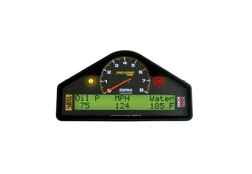Auto Meter 6001 Pro-Comp Pro 0-8000 Rpm Street Dash Tachometer And Speedometer Gauge