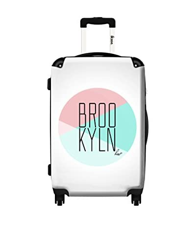 Ikase 24 Brookyln Rolling Luggage, Multi
