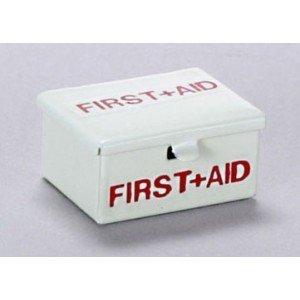 Dollhouse First Aid Box - 1