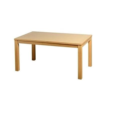 Belgravia Table de salle à manger en chêne –