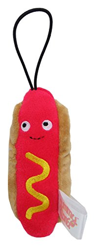 Kidrobot Yummy World Hot Dog 4 Inch Plush - 1