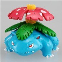 "Takaratomy Venusaur (MC-6): Pokemon Monster Collection 2"" Mini Figure - 1"