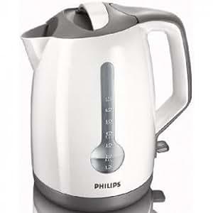 Philips- Hd4644/60 White Energy Efficient 3kw 1.7l Cordless Kettle