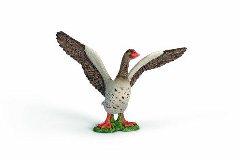 schleich-grey-goose-gander