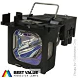 Alda PQ projector lamp 310-6896 / 725-10046 / N8307 for DELL 5100MP Projectors, lamp with housing