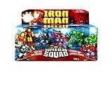 Iron Man Superhero Squad Battle Pack > Heroes & Villains Action Figure Multi-Pack
