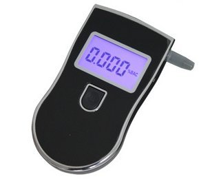 Image of Digital Breath Alcohol Tester Breathalyzer (B008XT2T72)