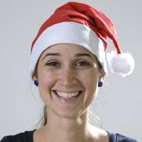 Christmas Santa Red Hat - 1