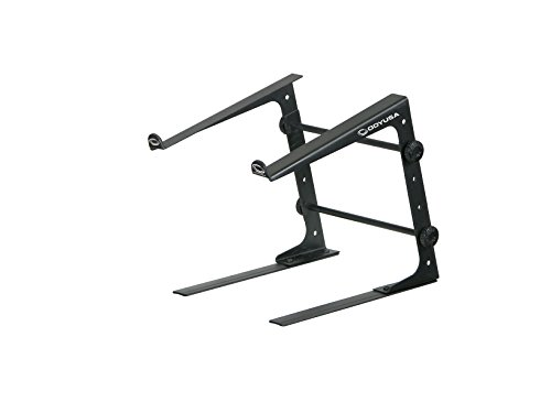 Odyssey L-Stand S/Stand Alone Table Top L Stand (Dj Laptop Stand White compare prices)