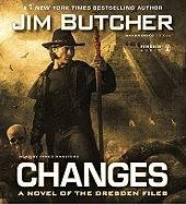 Changes Unabridged CDs (The Dresden Files) (Jim Butcher Cd compare prices)