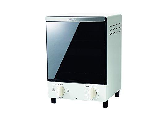AQUA タテ型トースター シンプルデザイン AQT-WT2(W) AQT-WT2(W)
