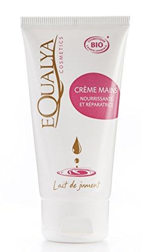 Crème pour les mains au lait de jument bio - EQualya