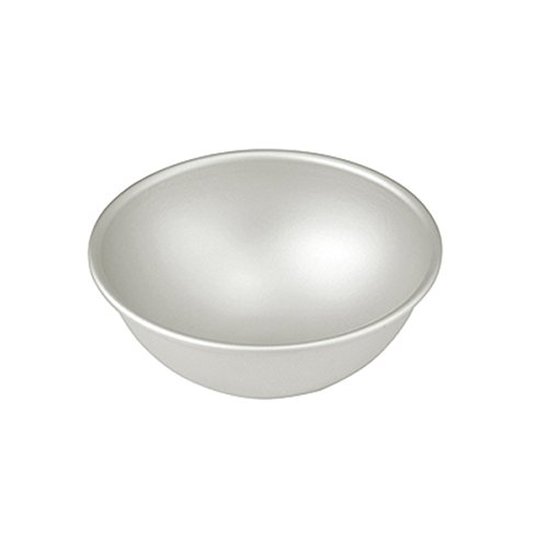 Fat Daddios Aluminum Hemisphere Pan, 10 Inches Width (Half Sphere Cake Pan compare prices)