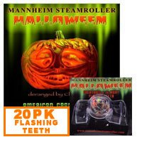 Halloween (2 Disc Set) with 20-pk of Flashing Teeth - Party Pack