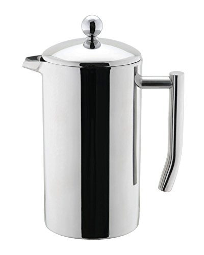 Francois et Mimi 50-Ounce Large-Sized Double Wall Insulated French Coffee Press