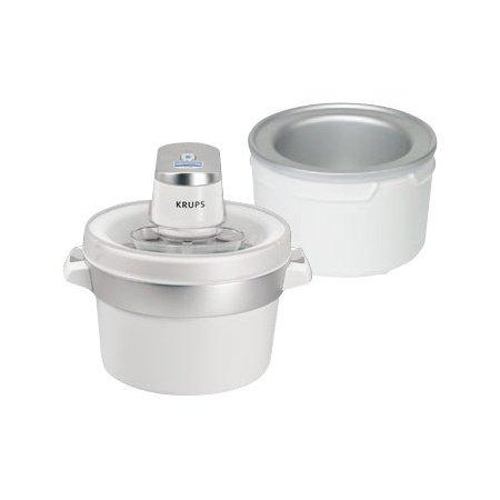 Krups Venise G VS20 13 Deluxe - gelatiera - bianco/cromo