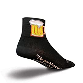 SockGuy Classic 3in Bevy Cycling/Running Socks
