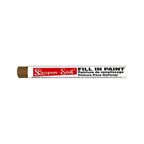 Markal Lacquer-Stik Highlighter Fill-In Paint Crayon, 3/8
