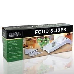 ThinkTank Technology Stainless Steel Food Slicer