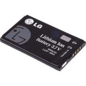 Original Handy Akku LGIP 430A für LG HB620T , KU380 , KU385 , KU215 , KP215 , CE110 , KP100 , KP200 , KP202 , KP202i , KP230 , KP235