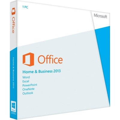 2QM4340 - Microsoft Office 2013 Home Business 32/64-bit - 1 Machine