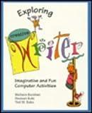img - for Exploring Creative Writer: Imaginative and Fun Computer Activities by Barbara Kurshan (1994-03-31) book / textbook / text book