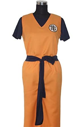 Dragon Ball Z Cosplay GoKu Cosplay Custume Made Customized Any Size