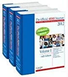 The Official ABMS Directory of Board Certified Medical Specialists 2012 - 3 Volume Set, 44e (AMER BD OF MED SPECIALTIES DIR)