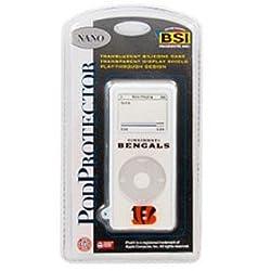 Cincinnati Bengals iPod Nano Cover