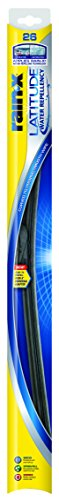 Rain-X 5079281-2 Latitude Water Repellency Wiper Blade, 26
