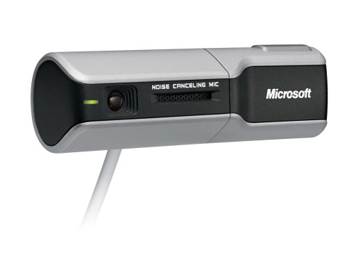 Microsoft LifeCam NX-3000 Webcam - Gray
