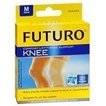 Curveland Futuro Futuro Comfort Lift Knee Support Medium, Medium Each (Pack Of 3)