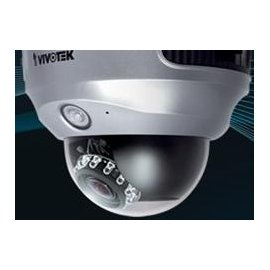 New Vivotek Network Camera Fd7131 Vivotek Indoor Surveillance 3-Axis Poe Pir Fixed Dome Retail
