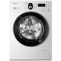 Samsung WD8704RJA v1400 rpm 7kg wash/5klg dry full graphic display d�cor door AIR Refresh Washer Dryer White