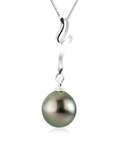 Pearl Addict Collar oro blanco 18 ct