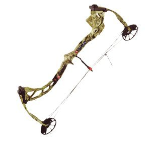 PSE Rally Compound Bow, MOBU INFINITY, RH 29/50