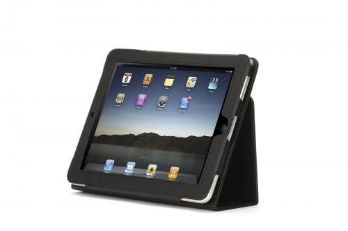 Griffin Elan Folio for iPad 2, Black (GB02441) [Personal Computers] (Griffin Ipad Cover compare prices)