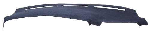 DashMat Original Dashboard Cover Cadillac DeVille (Premium Carpet, Navy)