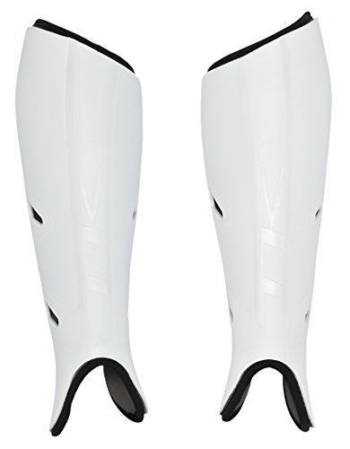 buy TK Synergy S1 Field Hockey Shinguards - White-M for sale