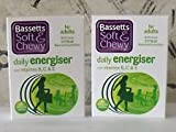 Bassetts Soft & Chewy Daily Energiser - Pack of 2