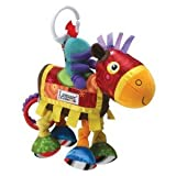 Lamaze LC27072 Play & Grow Sir Prance-a-lot Regal Steed Baby Development Toy
