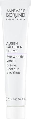 Annemarie Börlind Gesichtspflege Beauty Specials Augenfältchen Creme + Gesichts-Glättungs-Konzentrat 3 ml 20 ml