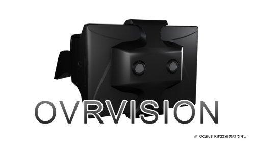 Ovrvision 1 : Stereo camera for Oculus Rift