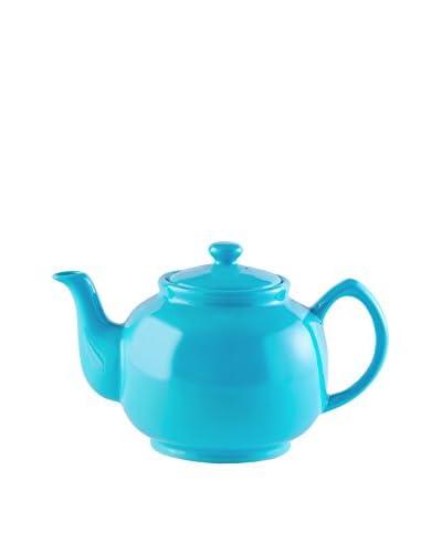 Price & Kensington 10-Cup Teapot, Bright Blue