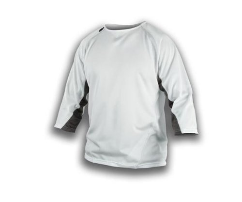 Buy Low Price ENDURA Endura MT500 Burner Lite Shirt 2012 Small White (E3039W/3)