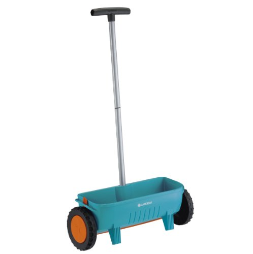 Find Bargain Gardena 430 Classic 17-Inch 2.2 Gallon Drop Spreader 300