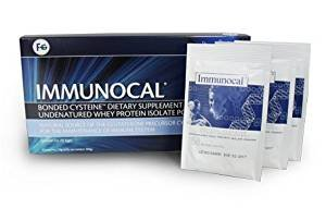 Immunocal Whey Protein Powder Supplement 3 POUCH SAMPLER + 1 Free Pouch (Immunotec Platinum compare prices)