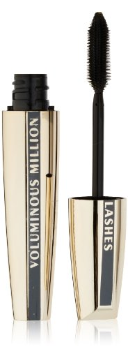 L'Oreal Paris discount duty free L'Oreal Paris Voluminous Million Lashes Mascara, Carbon Black, 0.29 Ounces