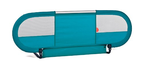 Babyhome Side Bed Rail Turquoise OS -Kids - 1